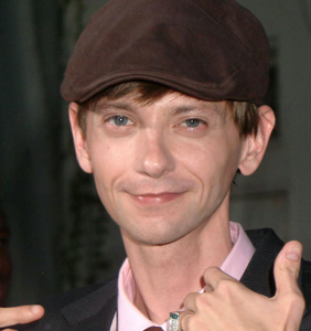 Actor DJ Qualls laid down a lifelong burden when he came out as gay