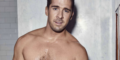 Actor Hugh Sheridan reveals he's had relationships with men and women