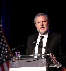 Disgraced pastor and noted cuck Jerry Falwell Jr. sues Liberty University over ousting