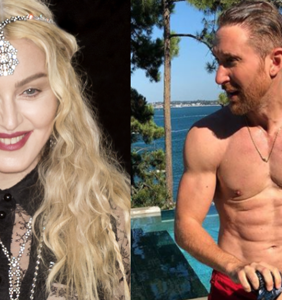 Madonna refused to work with David Guetta for the most Madonna reason imaginable