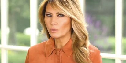 "Melania is absolutely ""shocked"" to learn there are people who think her husband is antigay"