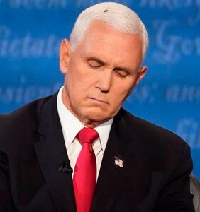 """Mike Pence tries distancing himself from Donald Trump and the entire internet is like """"Bitch please!"""""""