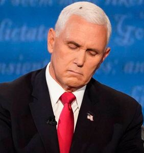 Mike Pence is teaming up with two different antigay hate groups because of course
