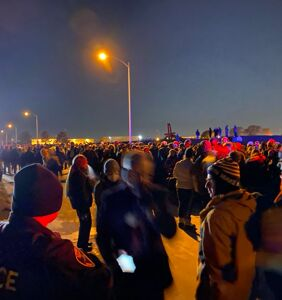 At least 7 hospitalized after disastrous Trump rally in Omaha