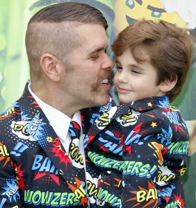 Perez Hilton has regrets, but trying to make his son straight isn't one of them