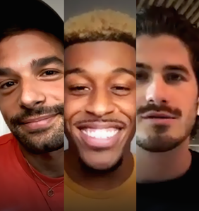 WATCH: Quinton Peron, Johnny Sibilly and more entertainers share coming out stories