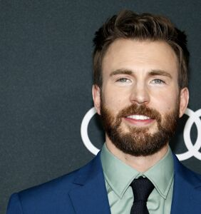 Chris Evans just showed off all his hidden tattoos and fans are parched