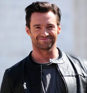 Hugh Jackman takes it all off, minus his beloved leather boots
