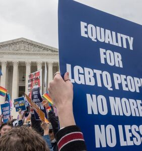 Two Supreme Court Justices just said they want to overturn marriage equality