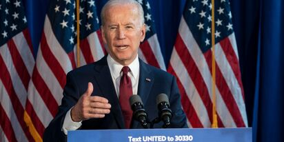 Joe Biden pledges to pass Equality Act in first 100 days in office