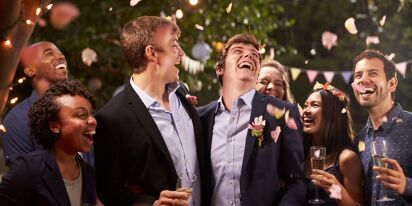 These gay flash mob wedding proposals make romantics of us all