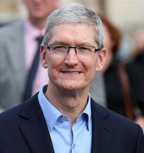 Tim Cook says being gay is 'not a limitation, it's a feature'
