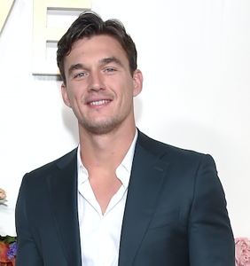 And now, here's former 'Bachelorette' star Tyler Cameron in a bathtub