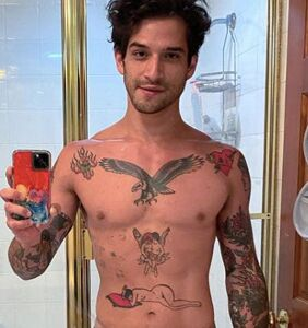WATCH: Tyler Posey opens up about hooking up with guys and bottoming