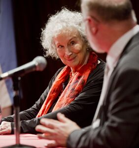 Margaret Atwood's TERFy Twitter problem keeps getting worse