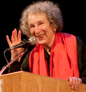 Margaret Atwood just threw some serious shade at JK Rowling