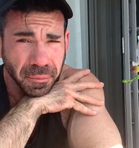 Disgraced adult performer Billy Santoro admits faking suicide attempt to deflect criticism