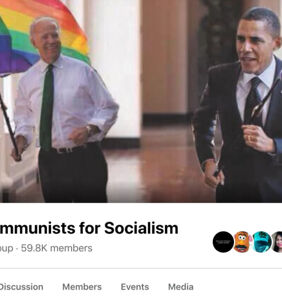 """Trump conspiracy theorists get epically trolled by """"Gay Communists for Socialism"""" on Facebook"""
