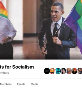 "Trump conspiracy theorists get epically trolled by ""Gay Communists for Socialism"" on Facebook"