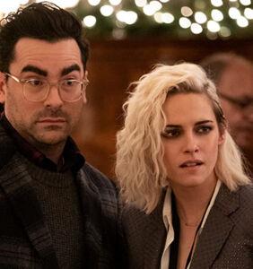 Dan Levy & Aubrey Plaza on surviving holiday crazy in 'Happiest Season'