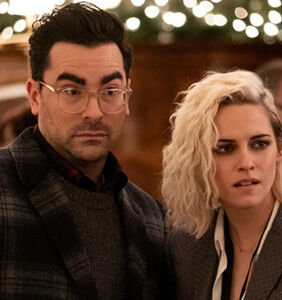 WATCH: Kristen Stewart and Dan Levy make Christmas very gay in 'Happiest Season'