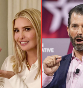 Uh-oh! Bad news for Don Jr. and Ivanka Trump