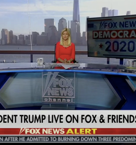 Exhausted Trump calls into Fox News on Election Day and it was weird even by Trump standards