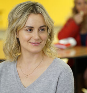Taylor Schilling paid tribute to Marsha P. Johnson when she came out