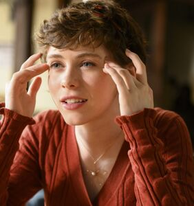 Sophia Lillis and Peter Macdissi on the beauty of working with your boyfriend in 'Uncle Frank'