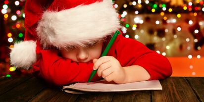 "Boy writes letter to Santa to ask whether ""God loves me for being gay"""