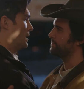 WATCH: Paramount releases trailer for its gay, holidays romance