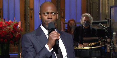 """Dave Chappelle claims he has trans friends, still doesn't know """"what this nonsense is about"""""""