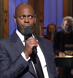 Queerty Query: Are we OK with Dave Chappell's SNL AIDS joke?