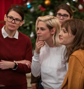 Director Clea DuVall on the secret to screwball comedy in the queer holiday film 'Happiest Season'
