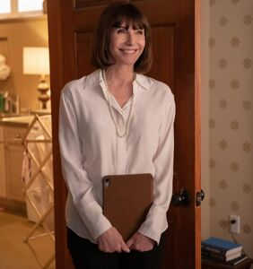 Oscar-winner Mary Steenburgen of 'Happiest Season' wants to play our mom in a movie