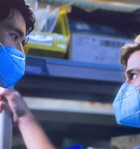 TV just got its first pandemic-themed gay sex on 'Grey's Anatomy' premiere