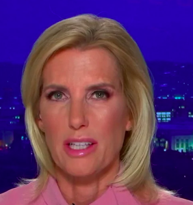 Laura Ingraham ripped to shreds for telling her viewers Joe Biden will be the next president