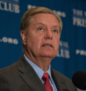 Uh-oh! Lindsey Graham might be in serious trouble