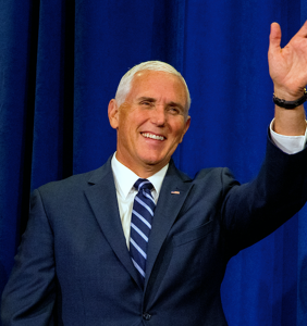 Mike Pence flees D.C. as Trump fumes and coronavirus ravages the West Wing
