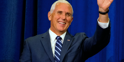 Mike Pence to speak at 600-person fundraising dinner for antigay hate group