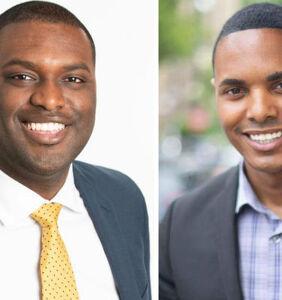 Mondaire Jones and Ritchie Torres become first Black, openly-gay Congressmen