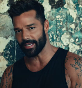 Father-of-four Ricky Martin is thinking of extending his family further