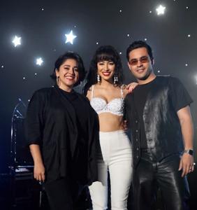 "Bi ""Selena"" star Noemi Gonzalez on queer Latinx representation in Hollywood"