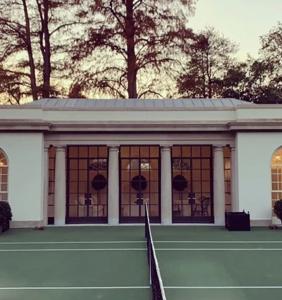 Melania announces sole accomplishment as FLOTUS: completion of White House tennis pavilion