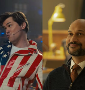 Keegan-Michael Key & Andrew Rannells on how to kiss Meryl Streep without freaking out