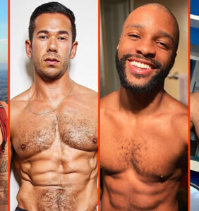 Andres Camilo's peak, Cameron Robbie's tan, & Jase Woodruff's Mariah moment