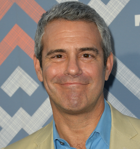 Andy Cohen gives details about his Mile High Club induction