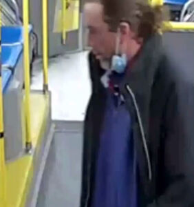 """Man punches bus passenger and says  """"I hate gay people"""""""