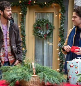 Which of the oh-so-gay holiday movies most won our hearts this year? The verdict is in…