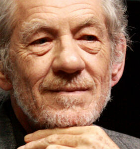 "Ian McKellen ""euphoric"" at receiving COVID vaccine in the UK"
